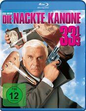DIE NACKTE KANONE 33 1/3 (Leslie Nielsen) Blu-ray Disc NEU+OVP