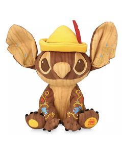 Stitch Crashes Disney Pinnochio Plush Limited Release CONFIRMED ORDER