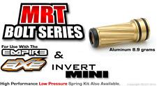 TECHT MRT GOLD Bolt UPGRADE for Invert Mini and Empire Axe-Paintball Gun Upgrade
