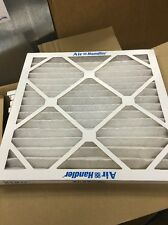 AIR HANDLER 14x14x1 SC MERV 7 Pleated AC Furnace Air Filter,  Box of 12 NEW