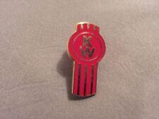 kenworth truck emblem pinback, tie clip, pin
