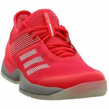 adidas Adizero Ubersonic 3  Casual Other Sport  Shoes Red Womens - Size 6 B