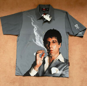 Scarface Shirt Size L  By Dragonfly
