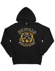 BUFFALO SOLDIER  US ARMY Pullover Hoody Jacket 1866 9th 10th cavalry Hoodie