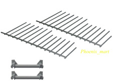 New listing 523627 Genuine Fisher & Paykel Dishwasher Rack Clips for Dishdrawer Front & Back