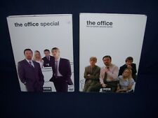 Bbc Office Complete Season Two And Special Dvd Lot