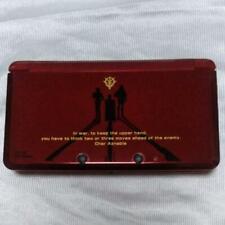 Nintendo 3DS Gundam Char Limited Console Japan used