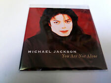 "MICHAEL JACKSON ""YOU ARE NOT ALONE"" CD SINGLE 2 TRACKS"