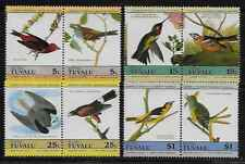 Tuvalu Niutao 25-8 Birds Mint NH