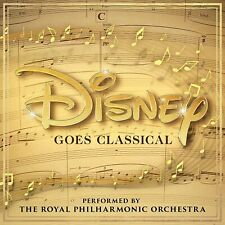 THE ROYAL PHILHARMONIC ORCHESTRA - DISNEY GOES CLASSIC - CD NUOVO SIGILLATO 2020