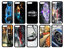 SPORTS CAR WHEELS ABSTRACT Phone Case Cover iPhone 4 5 SE 6 7 8 Plus X (S1)