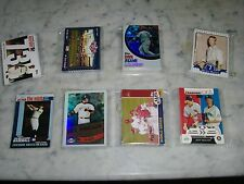 Lot of 8 Different Topps Baseball Insert Sets Complete 2007