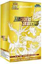 "Pokemon cards XY BREAK ""Premium Champion Pack""Booster Box (20 pack) / Korean Ver"