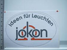 Aufkleber Sticker Jokon - Lampen - Leuchten (5680)