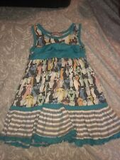 Jelly The Pug Kitty Cat Dress Size 4 Please Read