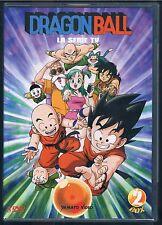 DRAGON BALL BOX 2 - 5 DVD F.C. SIGILLATO!!!