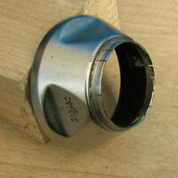 Voigtlander  genuine 32mm chrome hood 310/32 push fit slip on