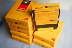 4x5 50 sheets - 6120 Kodak Ektachrome Duplicating film [[E3]] Sealed FROZEN