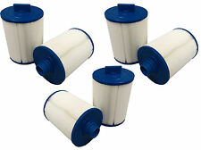6 Pack Pleatco PWW50 Hot Tub Filter Tubs 6CH-940 FC-0359 Spaform Aegean Filters