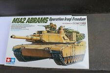 Tamiya M1 Abrams 1/35 parts/pieces