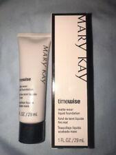 Mary Kay TimeWise Matte Wear Liquid Foundation Ivory 5