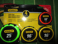 New-in-Package Stanley Utility Tape 4 Tape rules, new. #70-153