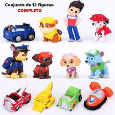 Patrulla Canina 12 piezas FIGURAS conjunto PVC COMPLETO juguetes **OFERTA**