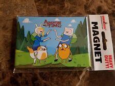 Adventure Time Jake Finn & Friends Magnet Cartoon Network