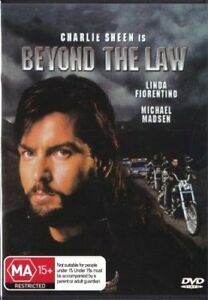 Beyond the Law - Charlie Sheen New and Sealed  DVD