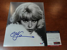"""ELKE SOMMER """"The Prize """" VERY SEXY  - Signed AUTHENTIC 8x10 Photo - PSA DNA COA"""