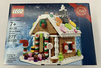 Rare Retired Limited Edition LEGO Gingerbread House 40139 Promo Sealed Holiday