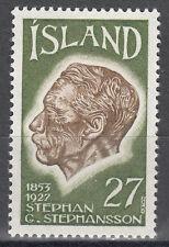 Island nº 509 ** 100. aniversario de la emigración a América