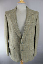 DUNN & CO PURE WOOL WEST OF ENGLAND TWEED JACKET 39 INCH