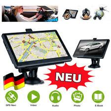 7 ZOLL PKW Auto LKW Truck GPS Navigationsgerät Navigation NAVI Europa Karten 8GB
