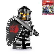 LEGO 8831 MINIFIGURES Series 7 #14 Evil Knight