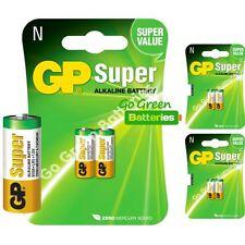 6x GP LR1 1.5V Alkaline Batteries MN9100 N 910A E90 KN AM5 Bite Alarm Security