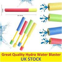 10x Water Blaster Gun Squirter Hydro Shooters Foam Pump Kids Pool Toy Outdoor