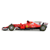 Bburago 1:43  Ferrari Team F1 SF70H #5 Sebastian Vettel Diecast Model Car Gift