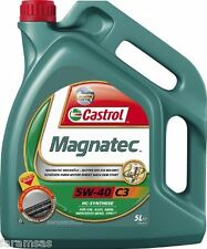 Lubrificante 5W-40 C3 CASTROL Magnatec 5L