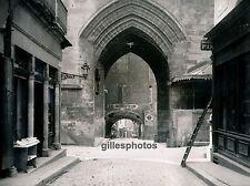 FIGEAC c. 1940 - Porte Ville Commerces Lot - Div 1763