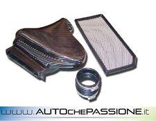 Aspirazione maggiorata Golf 5 V GTI carbon look + filtro aria cup edition 30th