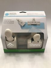 Martha Stewart CATHEDRAL LACE Punch Around the Page Set **NEW**
