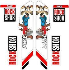 ROCK SHOX FORK Stickers Decals Mountain Bike Down Hill MTB #b005