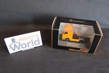 """Herpa Mercedes-Benz Actros 1:87 pure orange edition """"IAA 2010"""" (JS)"""