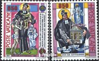 Vatican 1058-1059 (complete issue) unmounted mint / never hinged 1992 Cottolengo
