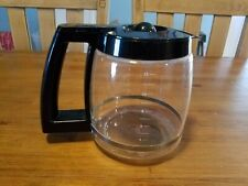 Cuisinart DGB 500BK Grind Brew Coffee Maker Replacement Glass Carafe and Lid
