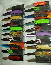 Wholesale lot - 20 pcs Folding Knife (lot1179)