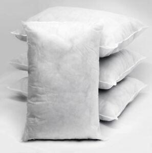 Rectangular Oblong Hollowfibre Extra Filled Cushions Inner Pads