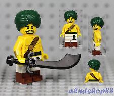 LEGO Series 16 - Arabian Knight Desert Warrior Sword 71013 Minifigure Scimitar