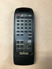 Technics RAK-SL122WH 5-Disc CD Remote Control SL-PD1000 PD1010 PD867 PD967 PD987